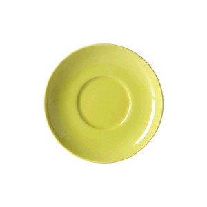 Untertasse 0,25 ltr. Solid Color limone Dibbern