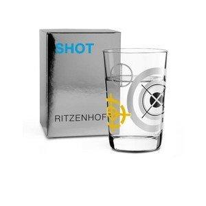 Schnapsglas Target 2018 Next S. Pedrazzini Ritzenhoff