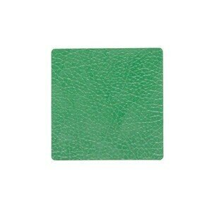 Untersetzer 10 cm Nupo waldgrün LINDDNA