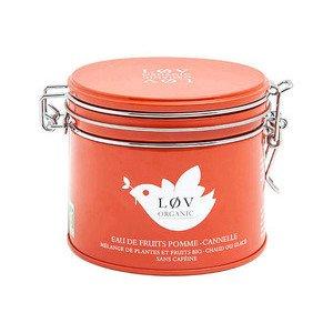 Tee Apfel-Zimt 100g in Dose Løv Organic