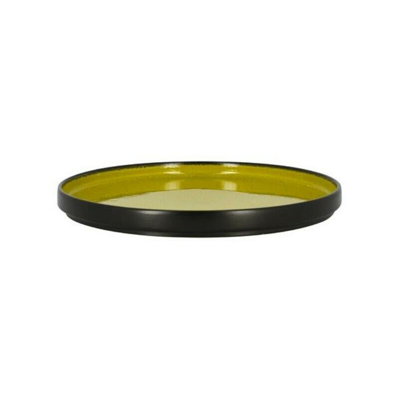 Teller-flach-ohne-Rand-27cm-Fusion-Fire-grün_1