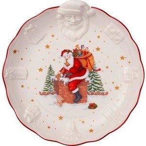 Schale mit Santa Relief Toys Fantasy Villeroy & Boch