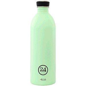 Trinkflasche 1,0l 24Bottles pistachio green 24bottles