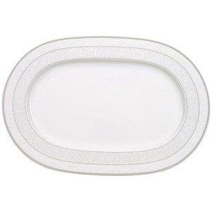 """Platte 35 cm oval """"Gray Pearl"""" Villeroy & Boch"""