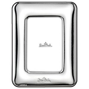 Bilderrahmen 4x6cm Silver Collection Finesse Rosenthal